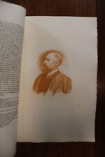 Th. Homolle Figures Contemporaines Mariani Biographie 1911 1/25 ex. Rare !