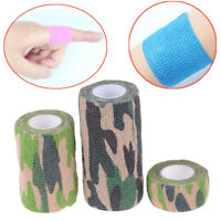 Self Adhesive Elastic Bandage Medical First Aid Nonwoven Cohesive Wound*SP