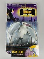 The Batman MAN-BAT Action Figure 2004 DC Comics NEW Mattel WB
