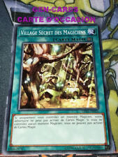 OCCASION Carte Yu Gi Oh VILLAGE SECRET DES MAGICIENS OP05-FR026
