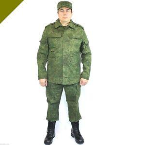 ORIGINAL RUSSISCHE ARMEE ANZUG TARN ZIFRA HOSE JACKE RUSSLAND OUTDOOR PAINTBALL