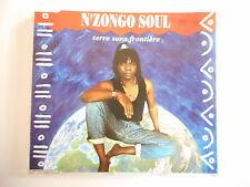 N'ZONGO SOUL : TERRE SANS FRONTIERE [ CD-MAXI PORT GRATUIT ]