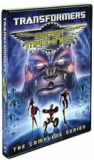 TRANSFORMERS BEAST MACHINES COMPLETE Series DVD Set TV Collection Episode Lot R1