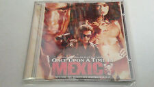 """ORIGINAL SOUNDTRACK """"ONCE UPON A TIME IN MEXICO"""" CD 18 TRACKS ROBERT RODRIGUEZ"""