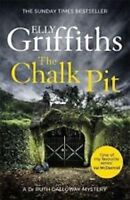ELLY GRIFFITHS _ THE CHALK PIT _ DR RUTH GALLOWAY 9 _ BRAND NEW _ FREEPOST UK