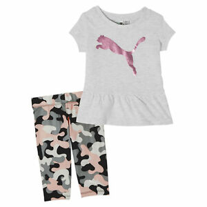 Girls Tracksuits Athletic Jogging Suits Hoodie Joggers Kids Clothes Ages 3-14 Yr