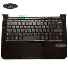 New Samsung NP900X3A 900X3A Laptop Palmrest KR Korean Keyboard Touchpad
