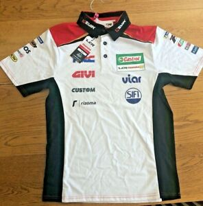 Honda Polo Shirt - Official LCR Castrol Team. Brand New with tags. Size S