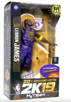 McFarlane 20th NBA 2K19 Lebron James Figure Purple Lakers NTWRK Exclusive