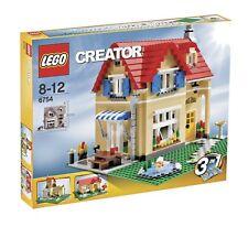 *** LEGO Creator 6754 :  Einfamilienhaus 3 in 1 *** TADELLOS! ***