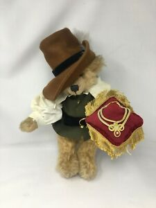 "Hermann Teddy Bear ""D'Artagnon"" No  237 (PG126T)"