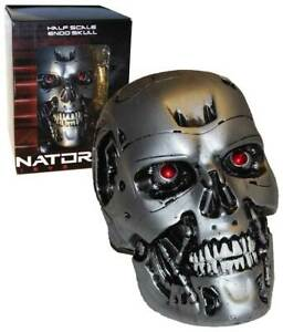 Terminator Genisys Half Scale Endo Skull -  Loot Crate Chronicle Collectable NEW