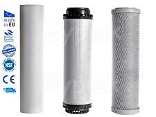 """3 stadio di filtrazione HMA HOME Acqua Potabile Sistema di filtro di ricambio 10 """""""