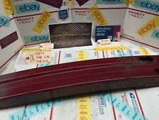 06-11 CHEVY HHR FRONT BUMPER REINFORCEMENT BAR (red) GM1006582