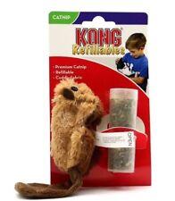 KONG Company Catnip Cat Toy Beaver NB44