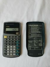 Texas Instruments Ti-30Xa Solar Powered Scientific Calculator With Cover