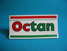 Lego Panel Spoiler weiß bedruckt Octan