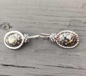 michael dawkins jasper earrings