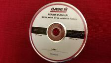 Case IH MX MAGNUM Service Repair Manual CD MX100 MX110 MX120 MX135 FREE SHIP