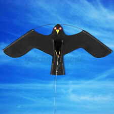 Hawk Kite Flying Bird Scarer Decoy Pest Control Protect Farmers Crops Garden /·