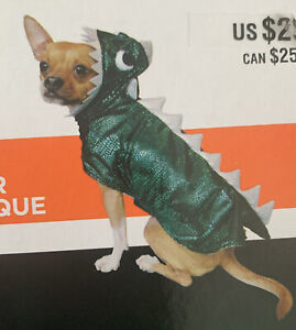 """Pet Costume For Halloween """"Dinosaur"""" Or """"lizard"""" Size Small  New!"""