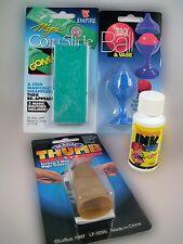 """STARTER """"MINI"""" MAGIC KIT - Child Kids Beginner Coin Disappearing Thumb Ball Vase"""