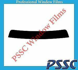 PSSC Pre Cut SunStrip Car Auto Window Films - Porsche 911 Targa 1998-2005