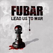 Lead Us To War by Fubar (F.U.B.A.R) (Vinyl, Jul-2013, Give Praise)