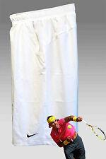 NOUVEAU Nike hommes DriFIT restez au frais tennis short blanc ivoire XL