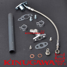 Turbo Oil Feed & Return Line TOYOTA 1KZ-TE w/ CT12B Land Cruiser Prado Hilux