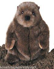 "CHUCKWOOD Douglas plush 10.5"" GROUNDHOG stuffed animal woodchuck toy ground hog"