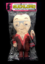 "SUCKLORD Talking Plush Morgan Phillips NYC Artist,14 Sayings, 12"" Tall"
