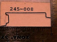 P-245-008 BIG BOY, CHALLENGER LEFT HAND SIDE CAB HANDRAIL AHM RIVAROSSI HO NEW