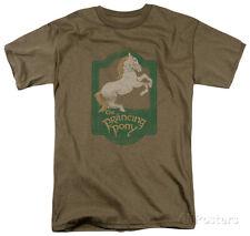 Lord of the Rings - Prancing Pony Apparel T-Shirt L - Safari Green