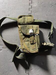 Blackhawk Spec Ops Holster Green With Belt