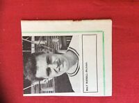m2M ephemera 1966 football picture Billy russell rochdale