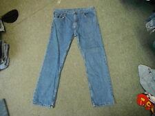 "Denim Co Classic Fit Jeans Waist 36"" Leg 30"" Faded Dark Blue Mens Jeans"