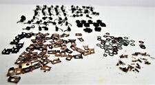 HO Scale Kadee #5 couplers Approximately 27 pairs unassembled