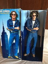 "NECA McFarlane John Lennon The New York Years 18""  Figure w/box Beatles"
