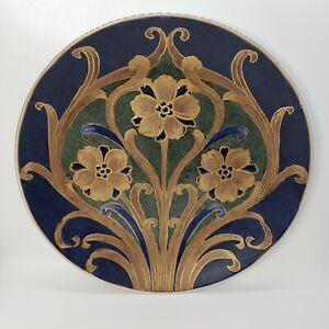 Oriental Accent Decorative Plate