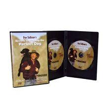 Perfect Dog 2-Disc DVD Set Don Sullivan's Secrets to Train The Perfect Dog