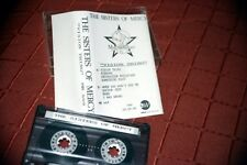 The Sisters of Mercy - Vision Thing        Ultra Rare Advance PromoTape Cassette