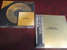 GRAND FUNK 24 KARAT GOLD WE'RE AN AMERICAN BAND NUMBERED CD + JAPAN REPLICA CD
