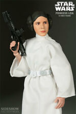 Star Wars~Episode Iv~Anh~Princess Leia~Sixth Scale Figure~Le 5000~Sideshow~Mib