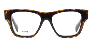 NEW Celine CL 5014IN eyeglasses 052 Havana size 50  New