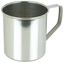 550ML Stainless Steel Camping 9cm Mug Traveling Water Drinking Cup Glass