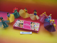 2020-2021 Set COMPLETO DISNEY PRINCESS VV367- 417 + 8 CARTINE  KINDER ITALIA