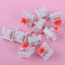 10x Plastic Switch Replacement Fit Cherry MX RGB Series 3Pin Mechanical Keyboard