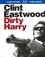 Dirty Harry With Clint Eastwood Blu-ray Region 1 085391115243