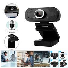 1080P HD Cámara web USB Cámara web con micrófono de enfoque automático Para PC